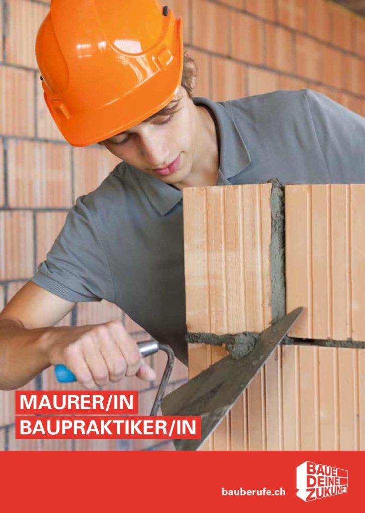Maurer berufsbild  Berufsbilder – Thurgauischer Baumeisterverband